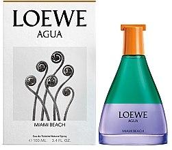 Parfumuri și produse cosmetice Loewe Agua Miami Beach - Apă de toaletă