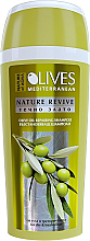 Parfumuri și produse cosmetice Șampon cu extract de măsline - Nature of Agiva Olives Hair Shampoo