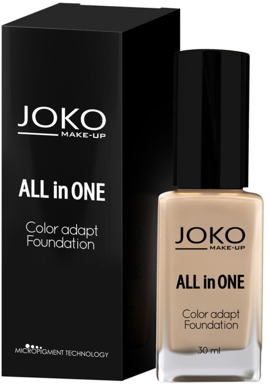 Fond de ten - Joko All In One Foundation — Imagine N1