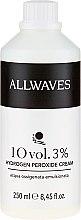 Parfumuri și produse cosmetice Crema oxidantă - Allwaves Cream Hydrogen Peroxide 3%