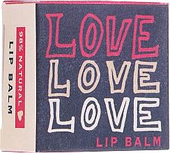 Духи, Парфюмерия, косметика Бальзам для губ - Bath House Love Love Love Citrus Fresh Lip Balm