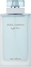 Parfumuri și produse cosmetice Dolce & Gabbana Light Blue Eau Intense - Apă de parfum