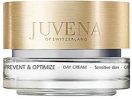 Parfumuri și produse cosmetice Cremă de zi pentru ten sensibil - Juvena Skin Optimize Day Cream Sensitive Skin (tester)