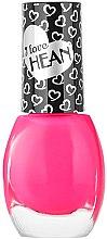 Parfumuri și produse cosmetice Lac de unghii - Hean I love Hean Neon