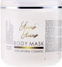 """Parfumuri și produse cosmetice Mască de față și corp """"Ylang Ylang"""" - Hristina Cosmetics Sezmar Professional Body Mask Ylang Ylang"""