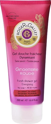 Roger & Gallet Gingembre Rouge - Gel de duș — Imagine N1