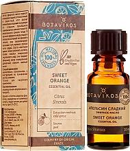 "Parfumuri și produse cosmetice Ulei esențial ""Portocală"" - Botavikos Orange Sweet Essential Oil"