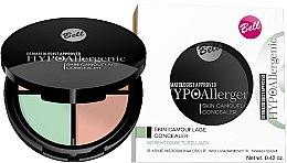 Parfumuri și produse cosmetice Corector hipoalergenic pentru față - Bell Hypoallergenic Skin Camouflage Concealer