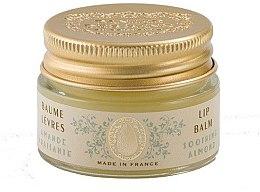 "Parfumuri și produse cosmetice Balsam de buze ""Migdale"" - Panier Des Sens Almond Lip Balm"