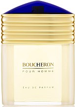 Parfumuri și produse cosmetice Boucheron Pour Homme - Apă parfumată (Tester cu capac)