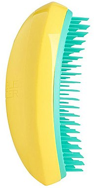 Perie de păr - Tangle Teezer Salon Elite Yellow&Green