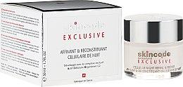 Parfumuri și produse cosmetice Cremă de noapte pentru față - Skincode Exclusive Cellular Night Refine & Repair