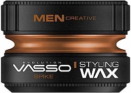 Parfumuri și produse cosmetice Ceară pentru păr - Vasso Professional Hair Styling Wax Spike