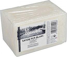 Parfumuri și produse cosmetice Săpun - La Corvette Marseille Savon Pur Blan