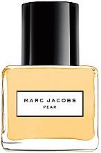 Parfumuri și produse cosmetice Marc Jacobs Pear - Apă de toaletă
