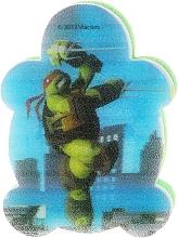 """Parfumuri și produse cosmetice Burete de baie pentru copii """"Țestoasele Ninja"""" Raphael 2 - Suavipiel Turtles Bath Sponge"""