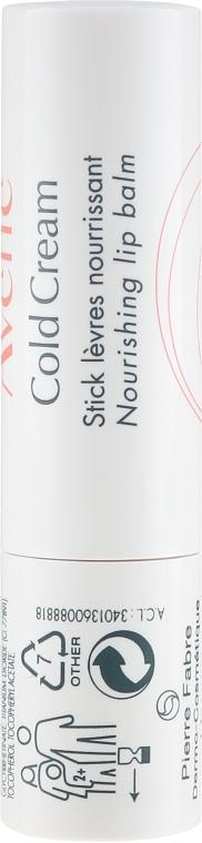 Balsam de buze - Avene Eau Thermale Cold Cream Lip Balm