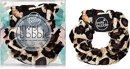 Parfumuri și produse cosmetice Elastic pentru păr, leopart - Invisibobble Sprunchie Purrfection