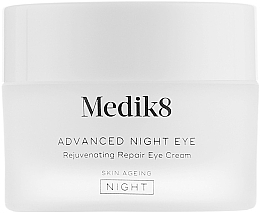 Parfumuri și produse cosmetice Cremă regenerantă de noapte pentru zona ochilor - Medik8 Advanced Night Eye