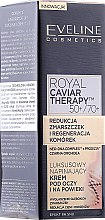 Духи, Парфюмерия, косметика Роскошный разглаживающий крем для век - Eveline Cosmetics Royal Caviar Therapy Eye Cream