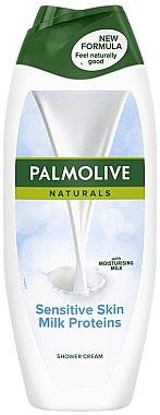 Cremă cu proteine pentru duș - Palmolive Naturals Delicate Skin Milk Protein Cream