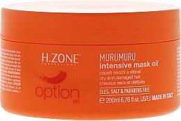 Parfumuri și produse cosmetice Mască de păr - H.Zone Murumuru Intensive Mask Oil