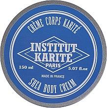 Parfumuri și produse cosmetice Cremă pentru corp - Institut Karite Milk Cream Shea Body Cream