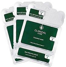 Parfumuri și produse cosmetice Mască de față - Klapp Clinical Care 3 Step Home Peeling Treatment