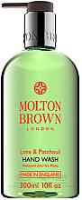 Parfumuri și produse cosmetice Molton Brown Lime & Patchouli - Săpun pentru mâini