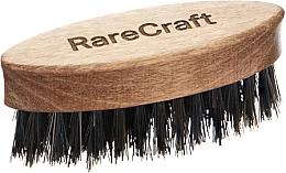 Parfumuri și produse cosmetice Perie din fag ușor pentru barbă - RareCraft