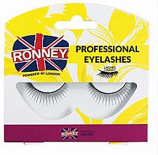 Parfumuri și produse cosmetice Gene False, sintetice - Ronney Professional Eyelashes RL00018