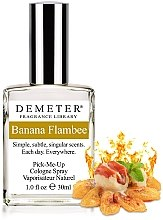 Parfumuri și produse cosmetice Demeter Fragrance Banana Flambee - Apă de colonie