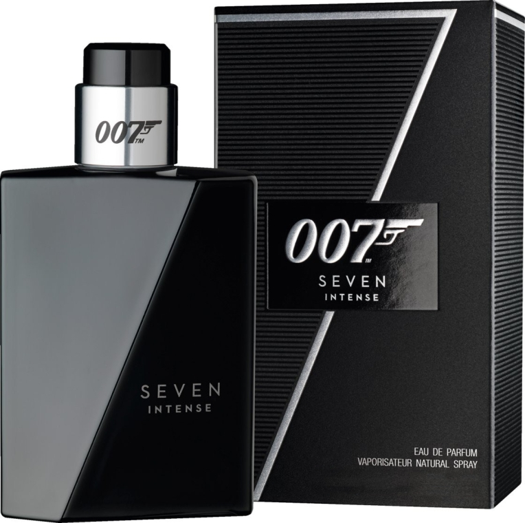 James Bond 007 Seven Intense - Apă de parfum — Imagine N1