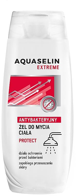 Gel antibacterian pentru corp - Aquaselin Extreme Antibacterial Protect