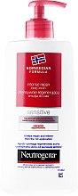 Parfumuri și produse cosmetice Loțiune de corp intensiv regeneratoare - Neutrogena Norwegian Formula Intense Repair Body Lotion