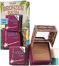 Parfumuri și produse cosmetice Set - Benefit Bronzer Bash (bronzer/8g + bronzer/4g)