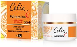 Parfumuri și produse cosmetice Лифтинг крем на день и ночь 55+ - Celia Witamina C