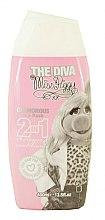 Parfumuri și produse cosmetice Șampon-balsam de păr, pentru copii - Corsair The Diva Miss Piggy 2in1 Shampoo&Conditioner