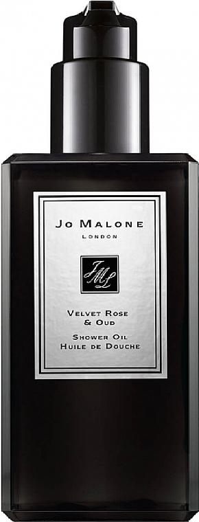 Jo Malone Velvet Rose & Oud Shower Oil - Ulei de duș — Imagine N1