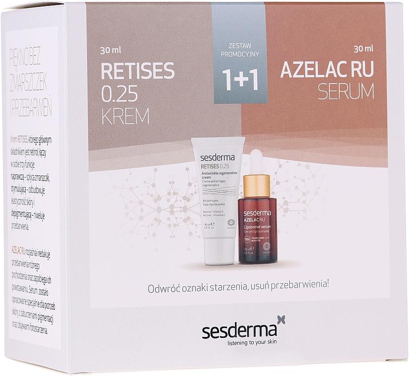 Set - SesDerma Laboratories (f/ser/30ml + f/cr/30ml) — Imagine N1
