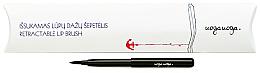 Parfumuri și produse cosmetice Pensulă pentru buze - Uoga Uoga Retractable Lip Brush