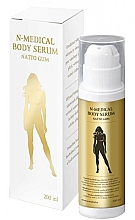 Духи, Парфюмерия, косметика Гиалуроновая сыворотка для тела - N-Medical Hyaluron Body Serum