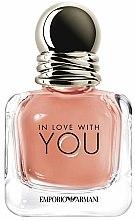 Parfumuri și produse cosmetice Giorgio Armani Emporio Armani In Love With You - Apă de parfum (Tester cu capac)