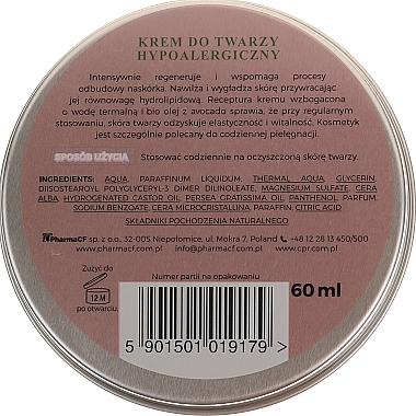 Cremă intens regenerantă pentru față - Cztery Pory Roku Intensive Regeneration Face Cream — Imagine N2