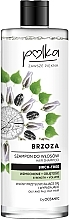 "Parfumuri și produse cosmetice Șampon ""Mesteacăn"" pentru păr gras - Polka Birch Tree Shampoo"