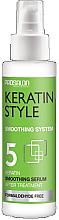 Parfumuri și produse cosmetice Ser pentru păr cu efect de netezire - Prosalon Keratin Style Smoothing Serum