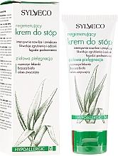 Parfumuri și produse cosmetice Cremă regenerantă pentru picioare - Sylveco Regenerating Foot Cream