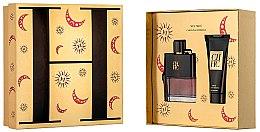 Parfumuri și produse cosmetice Carolina Herrera CH Men Prive - Set (edt/100ml + ash/balm/100ml)
