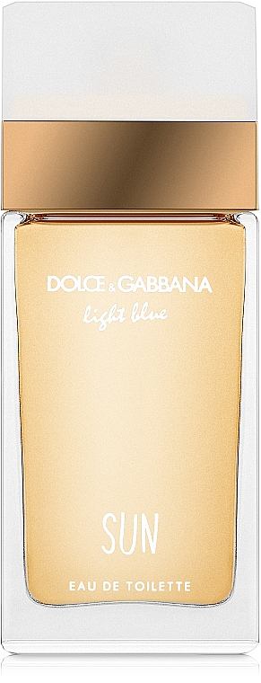 Dolce & Gabbana Light Blue Sun Pour Femme - Apă de toaletă
