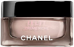 Parfumuri și produse cosmetice Cremă hidratantă antirid - Chanel Le Lift Creme Smoothing And Firming Rich Cream